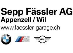 Sepp Faessler AG - Logo
